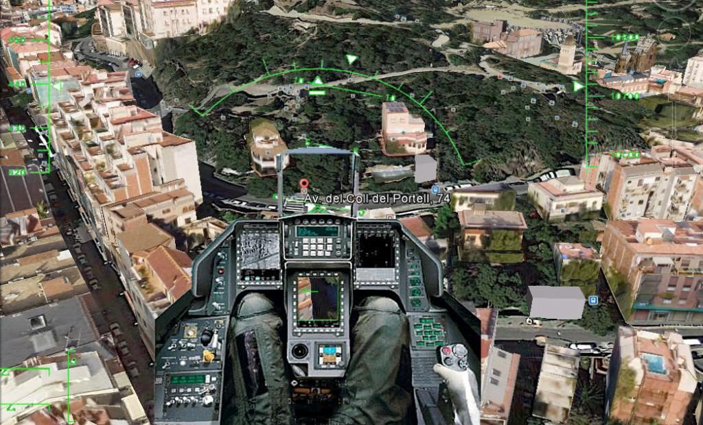 Ejército del Aire está apuntando a la Associació La Miranda
