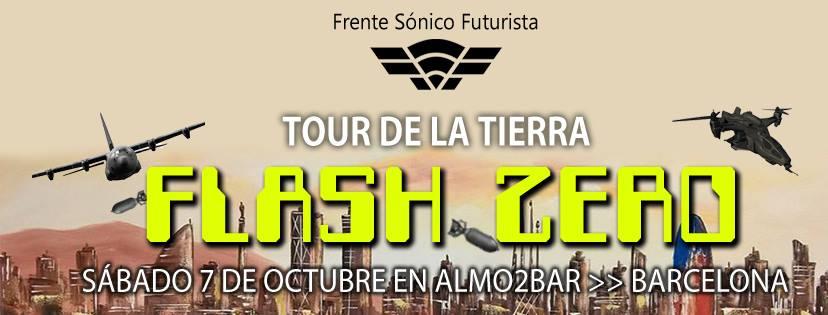 flash zero banner